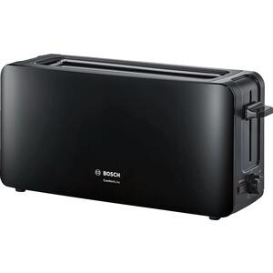Тостер Bosch TAT6A003 черный все цены
