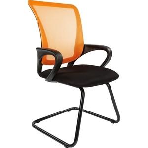 Офисное кресло Chairman 969 V TW оранжевый цена и фото
