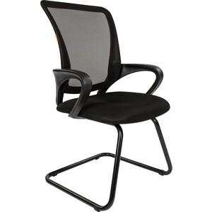 Офисное кресло Chairman 969 V TW-01 черный цена и фото