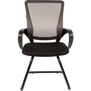 Офисное кресло Chairman 969 V TW-04 серый цена и фото