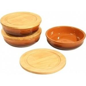 Набор посуды для холодца 3 предмета Вятская керамика (НБР ХОЛ)