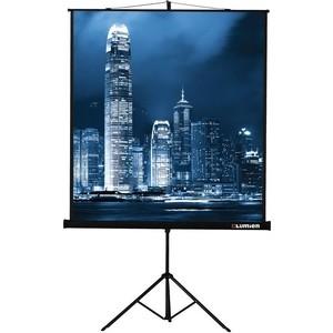 Экран для проектора Lumien Master View 128x171 (LMV-100106) экран на штативе lumien master view 203х203 lmv 100109