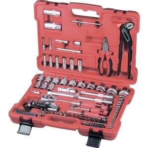 Набор инструментов слесарно-монтажный Matrix 117 предметов Profi (13587) набор слесарно монтажный sparta из 36 предметов