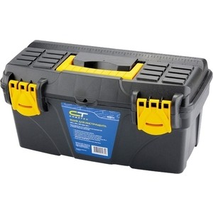 Ящик для инструментов СибрТех 18 43х23,5х25см (90805) ящик biber 65402 для инструментов 18