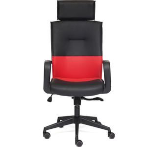 Кресло TetChair MODERN-1 черный/красный OH1020