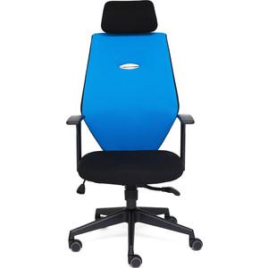 Кресло TetChair RINUS-6 черный/синий OH205/OH208 кресло tetchair amir 3 черный серый oh205 oh217