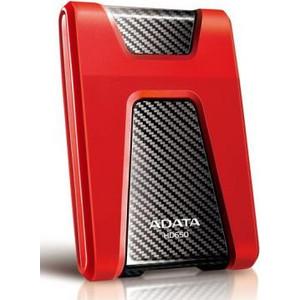 Внешний жесткий диск A-Data USB 3.1 2Tb AHD650-2TU31-CRD внешний жесткий диск 2 5 usb3 0 1tb a data ahd650 1tu3 crd красный