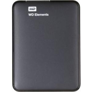 Внешний жесткий диск Western Digital USB 3.0 2Tb WDBU6Y0020BBK-WESN