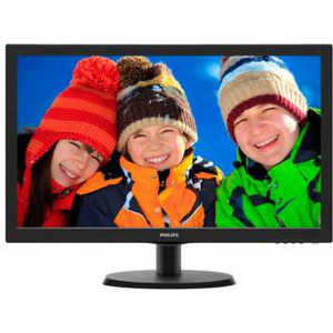 Монитор Philips 223V5LSB (10/62) монитор 19 philips 193v5lsb2 10 62