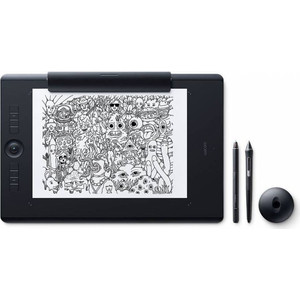Графический планшет Wacom Intuos Pro Paper PTH-860P-R графический планшет wacom intuos pro 2 large