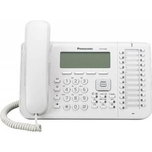 Системный телефон Panasonic KX-DT546RU системный телефон panasonic kx t7730ru белый