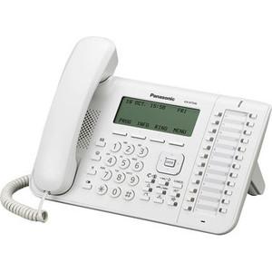 Системный телефон Panasonic KX-NT546RU цена и фото