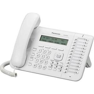 IP-телефон Panasonic KX-NT553RU белый
