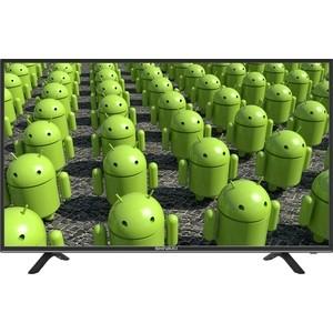 LED Телевизор Shivaki STV-49LED18S led24 shivaki stv 24ledgо9 жидкокристаллический телевизор