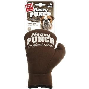 Игрушка GiGwi Dog Toys Squeak Heavy Punch Original Series боксерская перчатка с пищалкой для собак (75435)