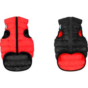Курточка CoLLaR AiryVest двухсторонняя красно-черная размер M 40 для собак (1828)