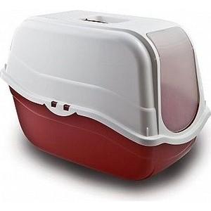 Туалет MP-Bergamo Romeo закрытый с угольным фильтром для кошек 57*39*41см (87521)