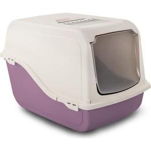 Туалет MP-Bergamo Ariel закрытый с угольным фильтром для кошек 57*39*38см (87497)