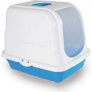 Туалет MP-Bergamo Oliver закрытый с угольным фильтром для кошек 46*35*40см (87496)
