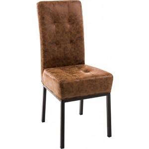 Стул Woodville Dort коричневый стул woodville arsen желтый