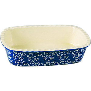 Форма для запекания 30х22х7.5см Appetite прямоугольная синий (YR2026G-12)