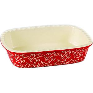 Форма для запекания 35.5х25.8х7.5см Appetite прямоугольная красный (YR2026Q-13)