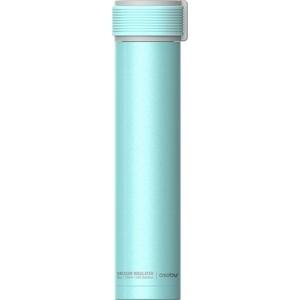 Термобутылка 0.23 л Asobu Skinny mini бирюзовая (SBV20 teal) термобутылка asobu the mighty flask цвет красный 1 1 л