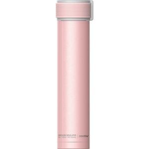 Термобутылка 0.23 л Asobu Skinny mini розовая (SBV20 pink) pink tie front cross hem bodycon mini dresses
