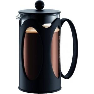 Френч-пресс 1 л Bodum Kenya черный (10685-01)