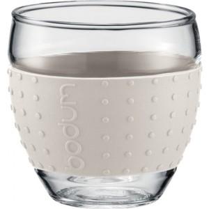 Набор кружек 0.35 л 2 штуки Bodum Pavina белый (11185-913)