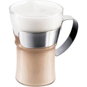 Набор кружек чайных 0.35 л 2 штуки Bodum Assam хром (4553-16)