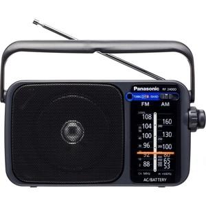 лучшая цена Радиоприемник Panasonic RF-2400DEE-K