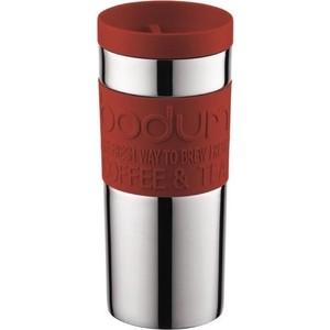 Термокружка 0.35 л Bodum Travel красная (11093-294) цена