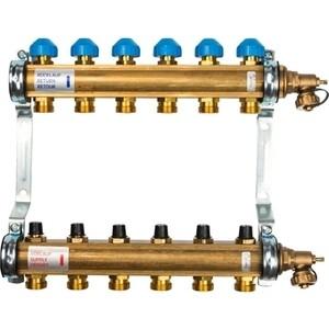 Коллекторная группа WATTS Ind HKV-6 1-3/4х18 6 выходов (10004180)