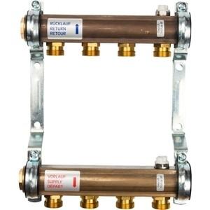 Коллекторная группа WATTS Ind HKV/A-4 1''-3/4''х18 нерегулируемый 4 выходов (10004542) HKV/A-4 1