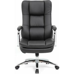 Кресло офисное Brabix Amadeus EX-507 экокожа хром черное 530879