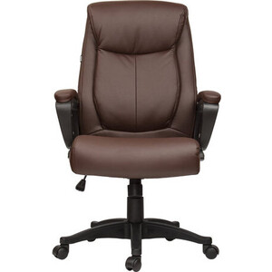 Кресло офисное Brabix Enter EX-511 экокожа коричневое 531163 дрель metabo be 75 16 600580000
