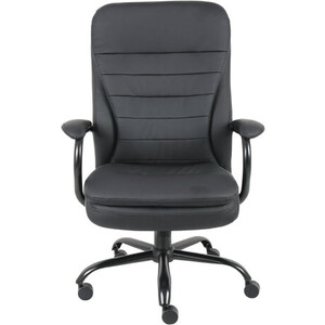 Кресло офисное Brabix Heavy Duty HD-001 экокожа 531015