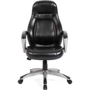 Кресло офисное Brabix Turbo EX-569 экокожа черное 531014