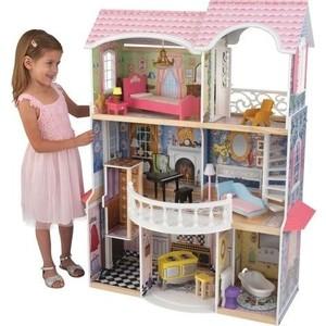 KidKraft Винтажный кукольный дом для Барби