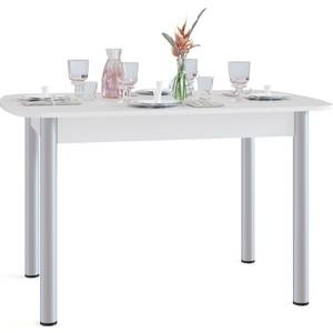 Стол обеденный СОКОЛ СО-3м белый