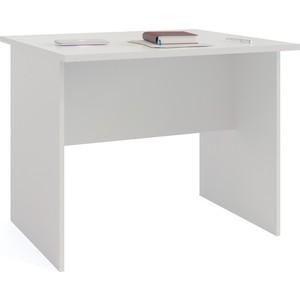 Стол приставной СОКОЛ СПР-02 белый
