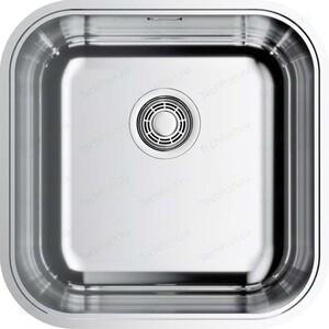 купить Кухонная мойка Omoikiri Omi 44-U/IF-IN Quadro нержавеющая сталь (4993494) онлайн