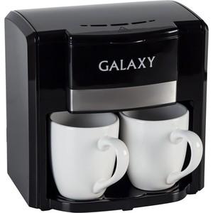 Кофеварка GALAXY GL 0708 черный кофеварка galaxy gl 0703