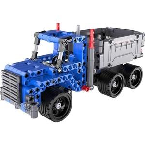 Конструктор Cada Technics грузовик с инерционным механизмом, 301 деталь цена