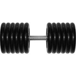 Гантель MB Barbell Профи 61,0 кг mb barbell mb 1 13 50 mm grey