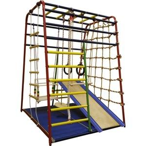 купить Детский спортивный комплекс Вертикаль Весёлый Малыш NEXT онлайн