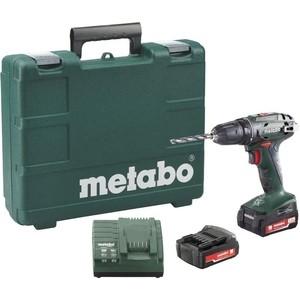 Аккумуляторная дрель-шуруповерт Metabo BS 14.4 (602206500) цена