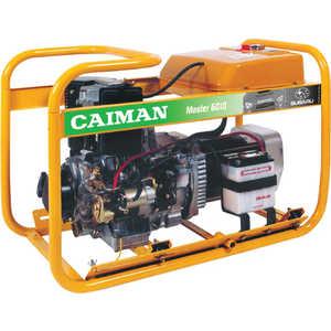 Генератор дизельный Caiman Master 6010DXL15 DEMC