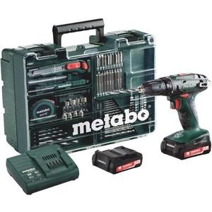Аккумуляторная дрель-шуруповерт Metabo BS 14.4 (602206880)